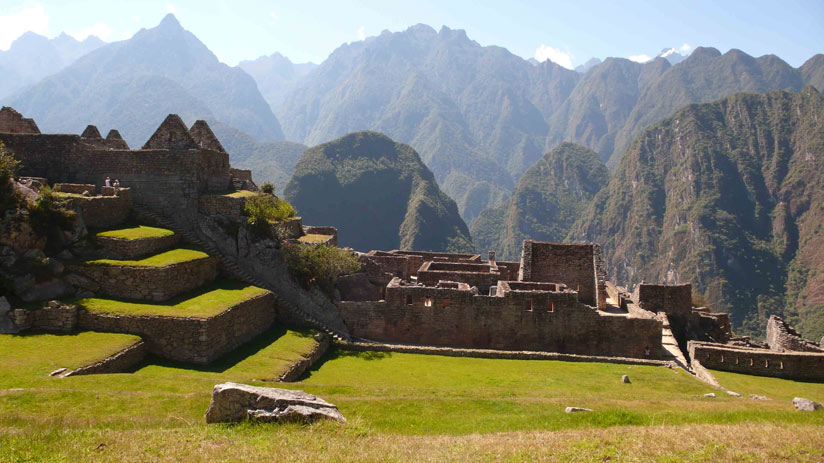 a wonder of the world, when to travel to peru