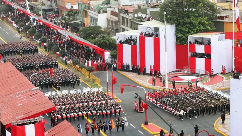 peru holidays celebrations