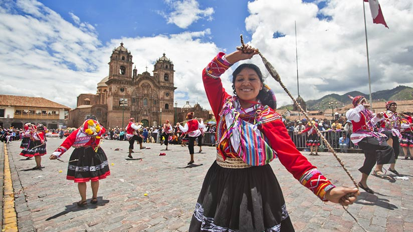 peru holidays traditional fest