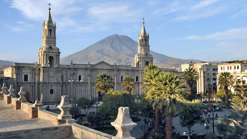 places to visit in peru arequipa