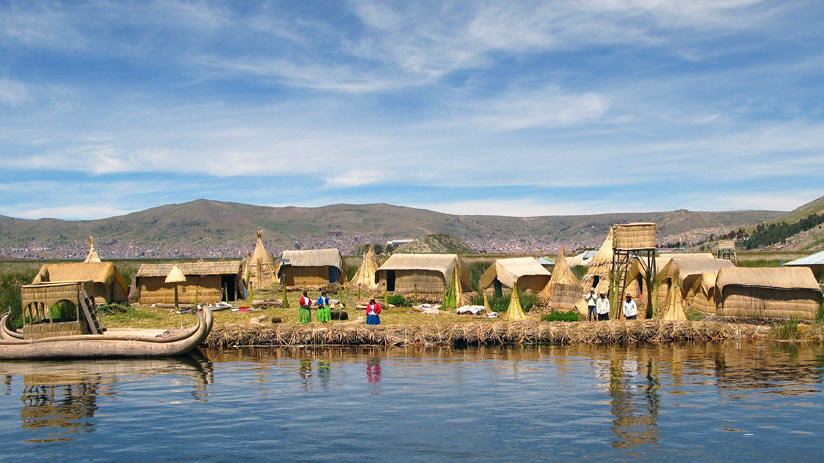 places to visit in peru puno