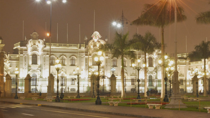 lima main square, tourist attractions in lima