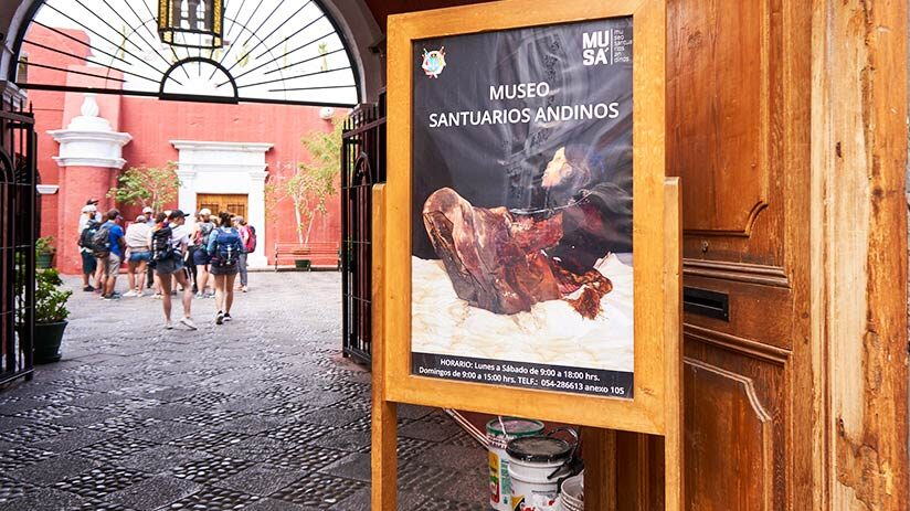 things to do in arequipa museums
