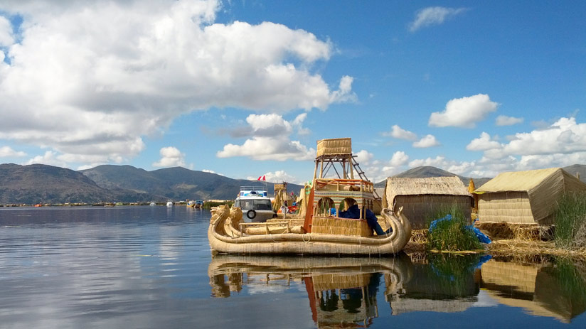 things to see in peru lake titicaca