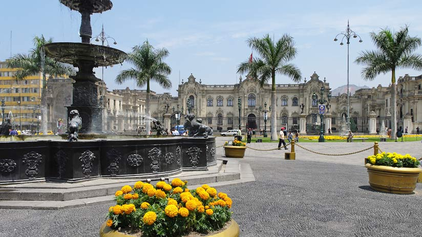 things to see in peru lima