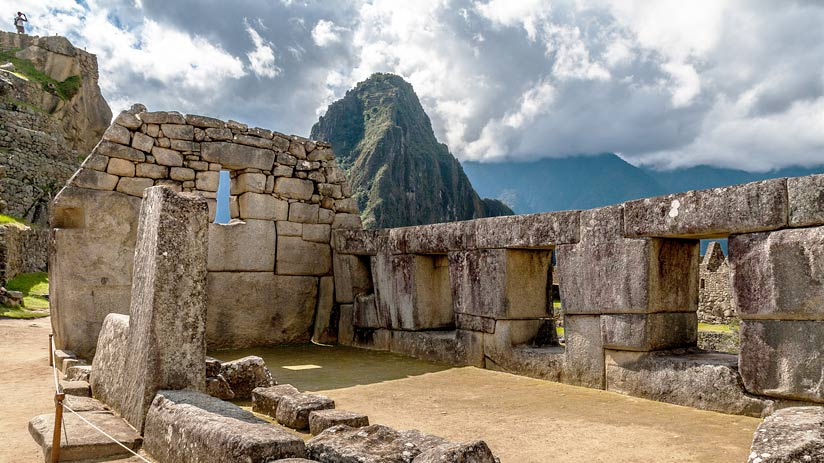 visiting machu picchu city