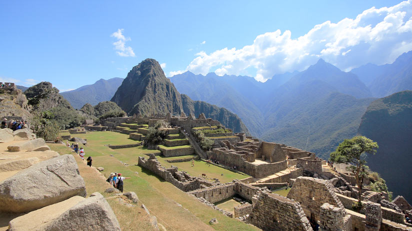 what is machu picchu citadel