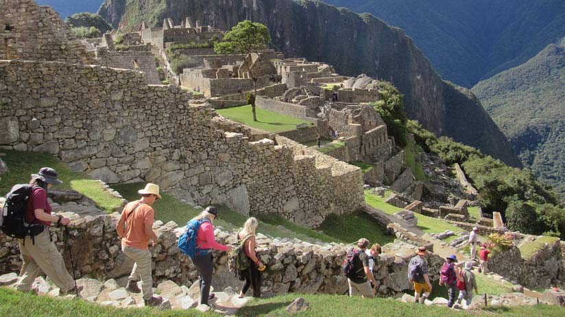 what is machu picchu hiking