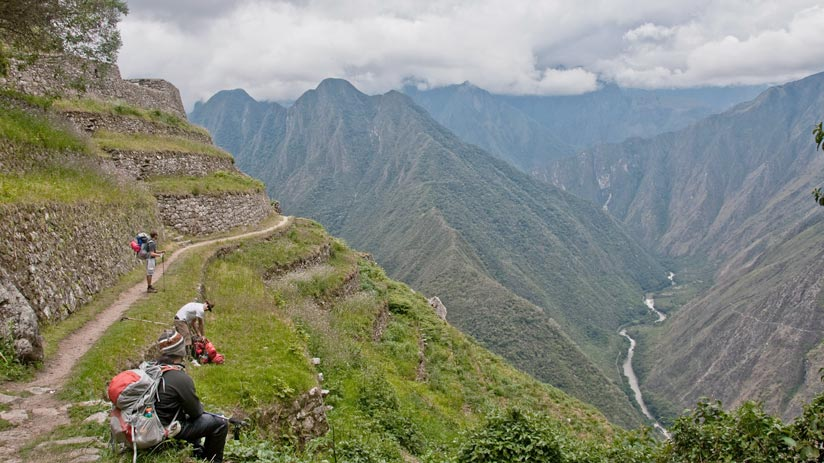 what is machu picchu inca trail