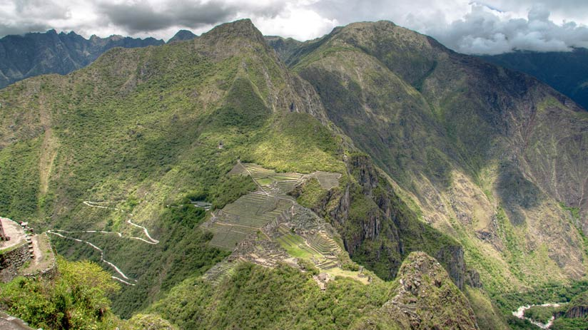 what is machu picchu today