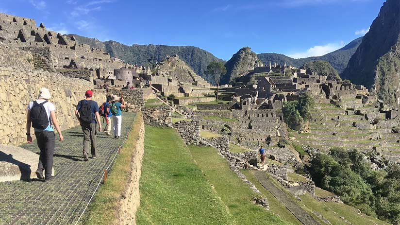 what is machu picchu ruins