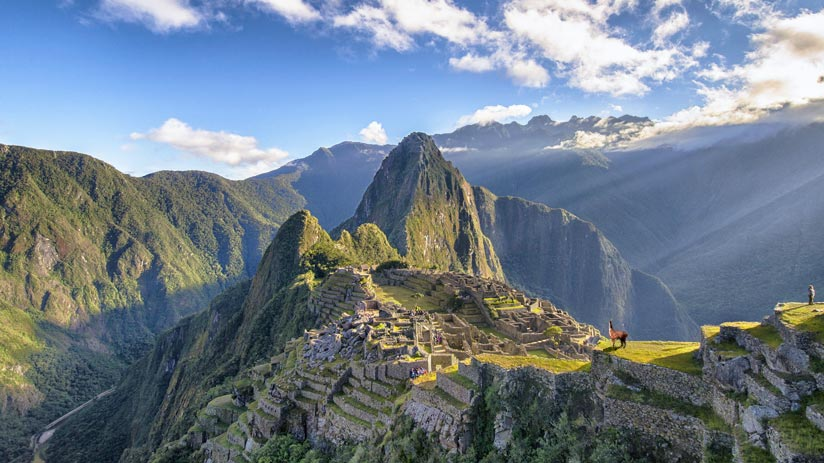 what is machu picchu city