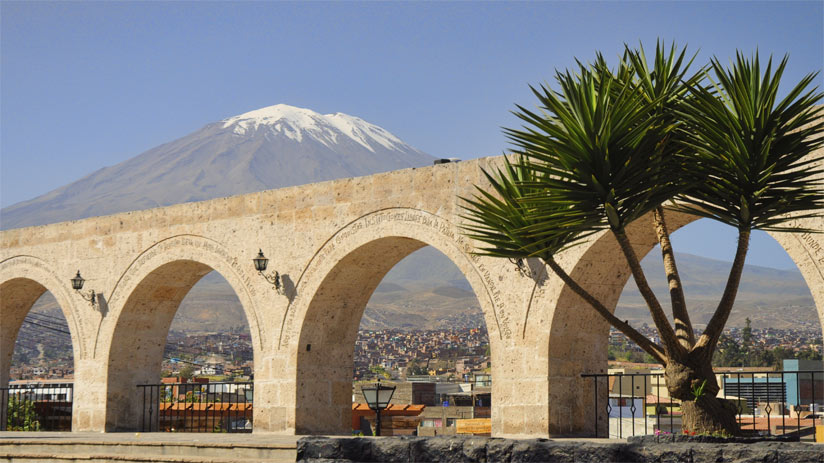 things to do in arequipa viewpoint