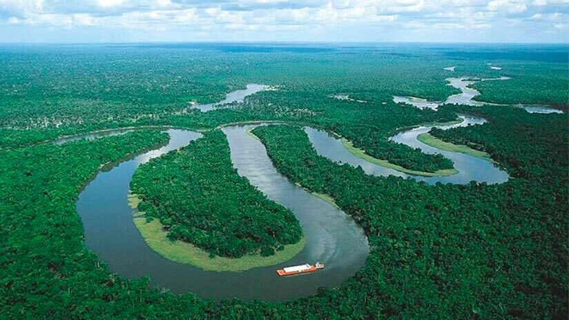 the peru amazon climate