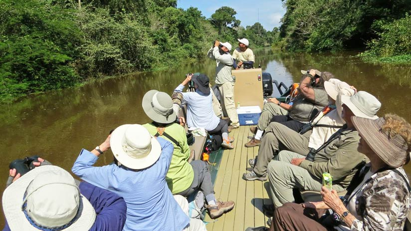 luxury amazon tours peru