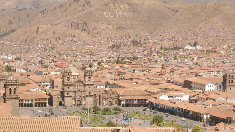 cusco inca capital, peru holiday packages
