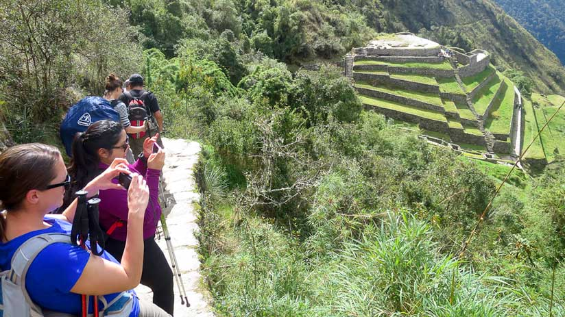 third day Inca trail, best time to visit peru
