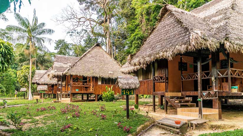 amazon tours peru with luxury accommodation