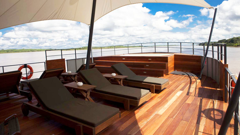 luxury amazon cruise, peru expeditions
