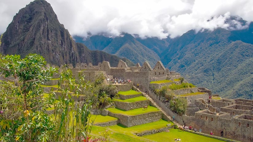 the inca citadel, traveling to peru in march