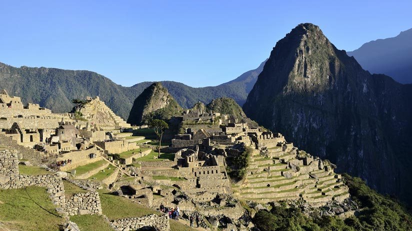 mysterious inca site in cusco, traveling to peru in january