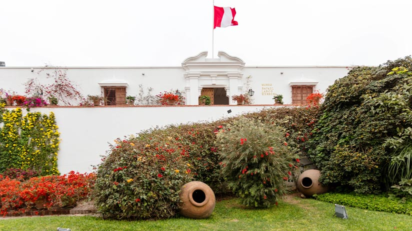 museo larco in lima, popular tourist destinations in peru