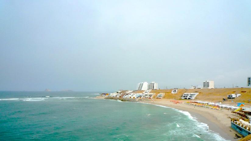 coast of peru, traveling to peru in january