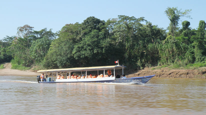 tambopata river, peru holiday packages