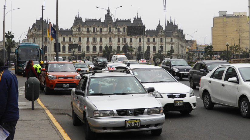 secure taxi, peru travel warnings