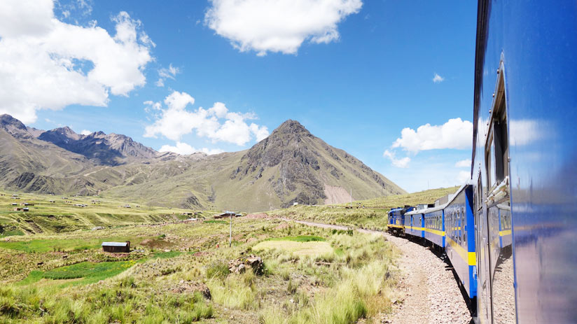 vistadome train, machu picchu information