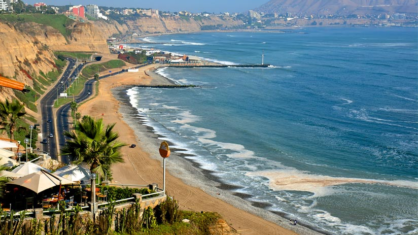 costa verde lima, traveling to peru in january