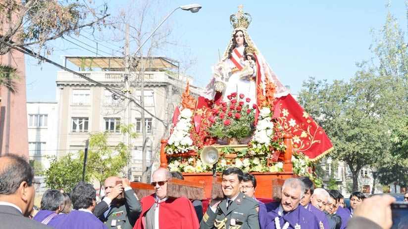 traditional festival virgen de chapi, best time to visit peru