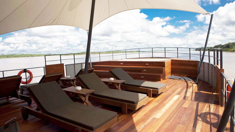 amazon luxury cruise with peru private tours