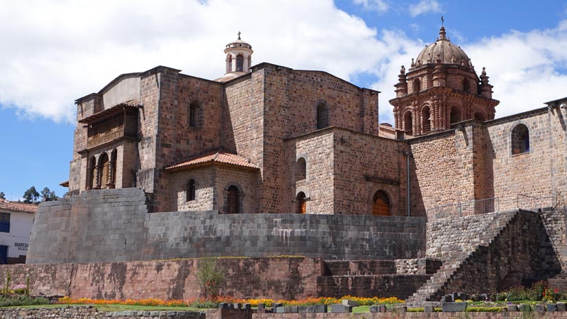 coricancha, important inca temple that you must know in a tour in peru