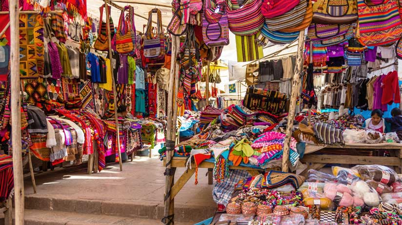 how to buy beautiful crafts with your peru tours budget