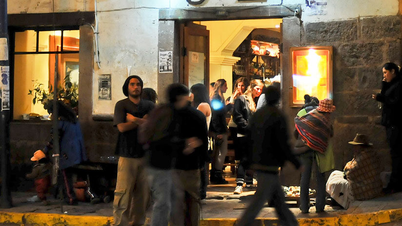 things to do in cusco nightlife