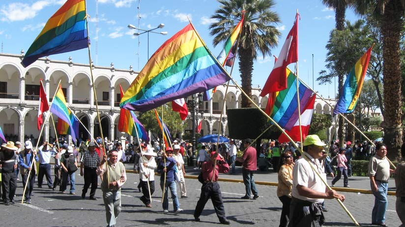 peru what to do in a demonstrations