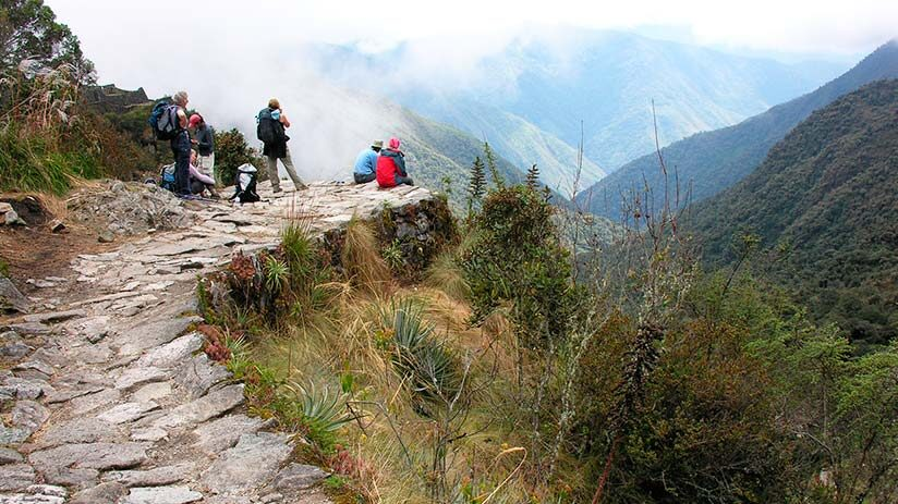 things to do in cusco inca trail