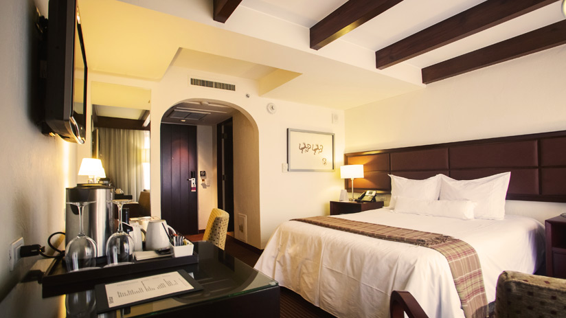luxury accommodation with cusco packages