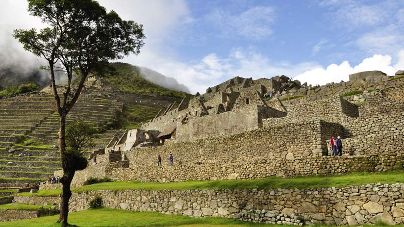 know machu picchu in the peru private tours