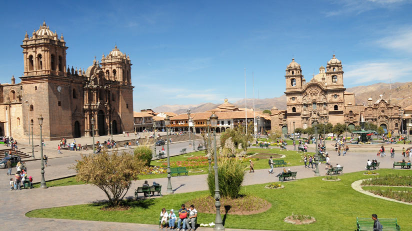 enjoy city tour with cusco packages