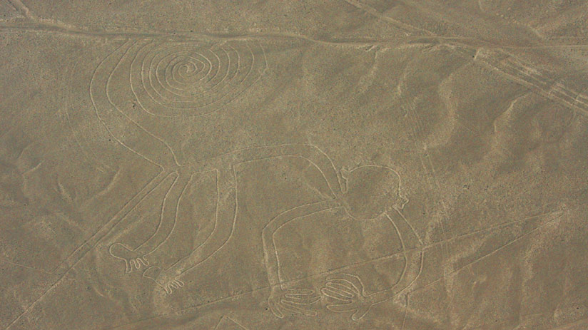 know the nazca lines with the peru private tours