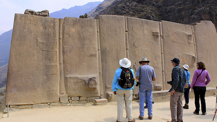 tour for sun temple in ollantaytambo with cusco packages