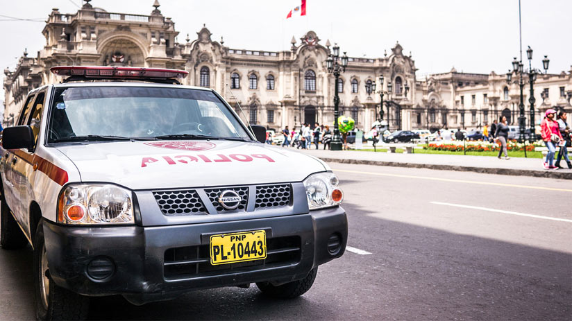 peru what to do in emergency