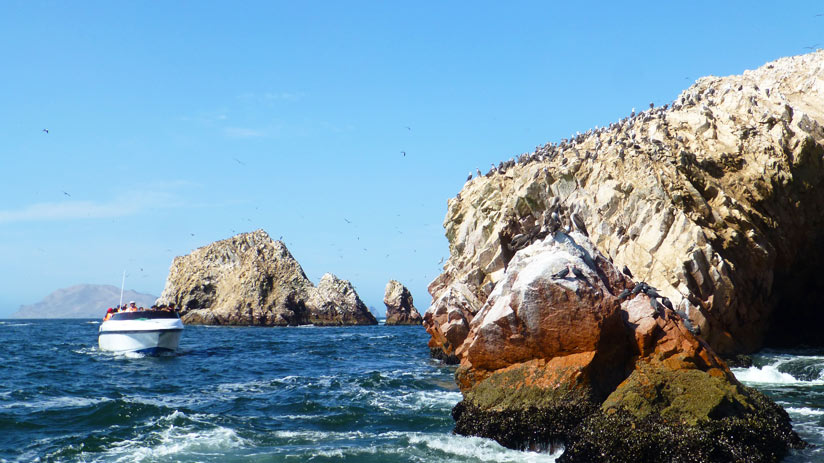 know peru beach destinations and Islas Ballestas