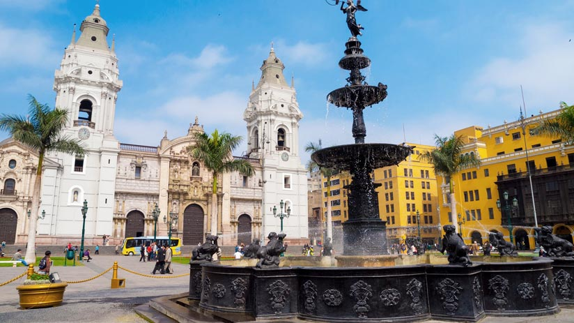 visit lima with your peru travel guide