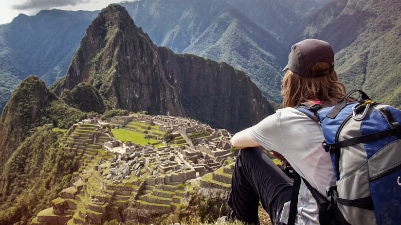 visit machu picchu in your next adventure travel peru
