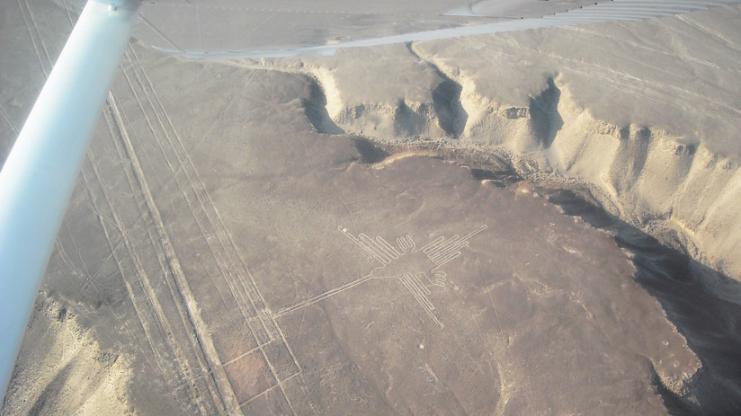know nazca lines with your peru travel guide