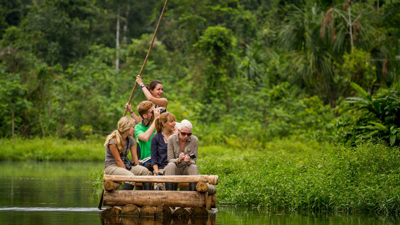 know tambopata with peru amazon tours