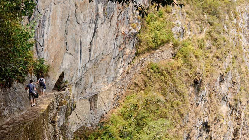 mysteries of machu picchu like inca bridge